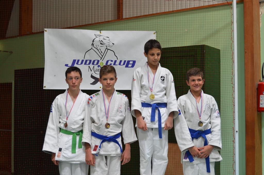 Calendrier Judo Occitanie.1 2 Occitanie Minimes Dojo Club Mende